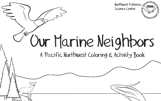 NOAA Activity Book